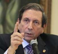Panamá mantendrá asilo a Galo Lara e insiste en devolución barco. Foto: EFE