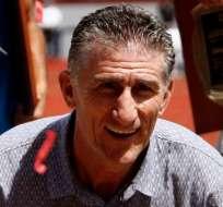 Edgardo Bauza reemplazará a Juan Antonio Pizzi en San Lorenzo. Foto: API