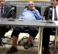 """""""Pepe"""" Mujica volvió a sorprender a todos por su sencillez y su poco apego al protocolo."""