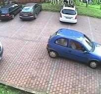Video de conductora con pésimo manejo es sensación en internet.