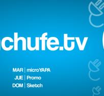 Enchufe Tv presentó un video que muestra todo el trabajo que hay detrás de cada sketch.