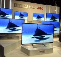 Rigen nuevas reglas para la comercialización de televisores de en país. Foto: EFE