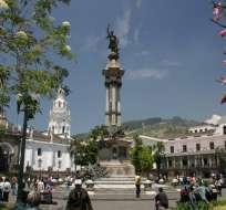 QUITO, Ecuador.- El Concejo Metropolitano de Quito emitió ayer la ordenanza municipal del cambio en el himno de la ciudad. Fotos: Internet