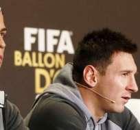 El Balón de Oro y las polémicas por la elección de Cristiano Ronaldo.