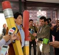 El diario ecuatoriano señaló que la sanción lesiona la libertad de expresión. Foto: Diario El Universo