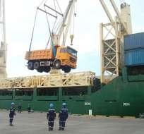 El presidente Correa anunció que prevé sustituir más de 6.000 millones de dólares en importaciones.