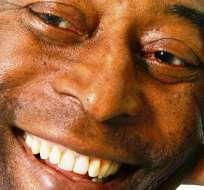 Pelé, uno de los mejores futbolistas de todos los tiempos (Foto: Internet)