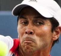 Fernando Verdasco en un pasado encuentro de la ATP (Foto: Internet)