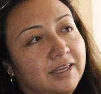 QUITO, Ecuador.- Mónica Gordón murió el pasado 29 de agosto de 2013, producto de dos impactos de bala. Fotos: Archivo