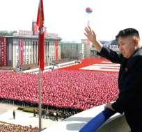 Corea del Norte rechazó el informe al calificarlo como un complot político de Estados Unidos.