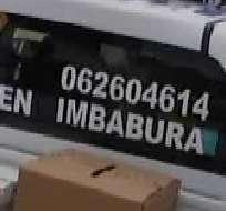 En la provincia de Imbabura, 17 personas se acogieron a esta modalidad. Proceso que transcurrió sin mayores contratiempos. Foto: captura de pantalla