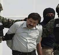 La persecusión de Joaquín Guzmán Loera, El Chapo, duró 13 años. Foto: BBC
