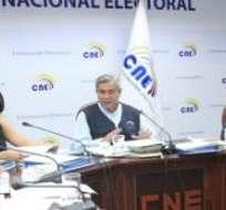 Después de la entrega de resultados finales, las organizaciones políticas tendrán 48 horas para presentar recursos de impugnación. Foto: Internet