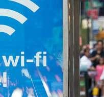 Las conexiones wifi son un nuevo objetivo para los piratas informáticos debido a las vulnerabilidades en la seguridad. Foto: Internet