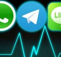 WhatsApp vs Line y Telegram, ¿cuál gana?