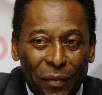 Edson Arantes do Nascimento 'Pelé' tiene sus favoritos (Foto: EFE)
