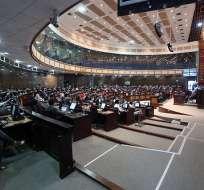 Ley Orgánica para el Fortalecimiento del Sector Societario fue aprobada hoy en la Asamblea.
