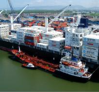 El valor será cobrado por cada tonelada de registro bruto que tengan los buques.