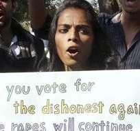El caso causó protestas y abrió un debate sin precedentes sobre la situación de la mujer en la India.