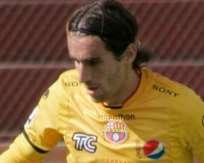 Andrés Franzoia fue inscrito en la FEF. Foto: API