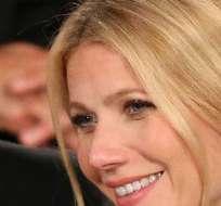 LOS ANGELES, EE.UU.- La actriz sorprendió al mundo cuando anunció su separación con el vocalista de Coldplay, Chris Martin. Foto: Internet