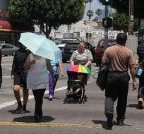 Los hispanos ya son mayoría en California.