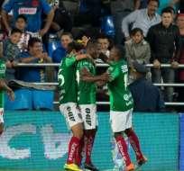 Enner Valencia marcó en la derrota del Pachuca ante Chivas.