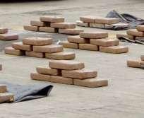 Presunta banda de narcotraficantes podría recibir hasta 16 años de prisión. Foto: API