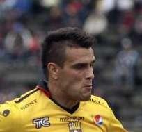 Federico Laurito espera estar recuperado para la segunda parte del campeonato nacional. Foto: API.