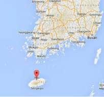 Rescatadas 120 personas de un barco a punto de hundirse con 472 pasajeros.