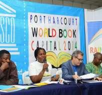 La ciudad nigeriana de Port Harcourt fue designada como la Capital Mundial del Libro por la Unesco.