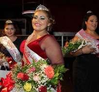 Miss Gordita, el concurso de belleza que lucha contra la discriminación. Foto: EFE