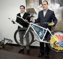 El 57% de los componentes de este vehículo son hechos en Ecuador.