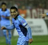 Bolívar sigue soñando en grande en la Copa Libertadores. Foto: EFE