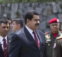 Unasur rechaza las posibles sanciones contra el Gobierno de Venezuela. Foto: EFE