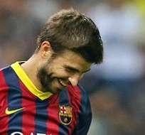 ESPAÑA.- Piqué, con 266 partidos jugados y 20 goles marcados, tenía contrato hasta finales de la temporada. Fotos: Internet