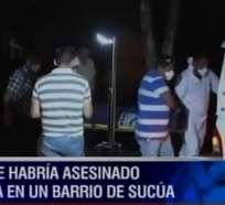 Un nuevo caso de femicidio se registró en la provincia de Morona Santiago