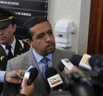 Fidel Araujo fue condenado por su presunta participación en el 30-S.