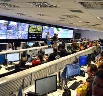 El Centro Abierto de Medios de Río fue inaugurado por el Gobierno brasileño. Foto: Gobierno de Brasil