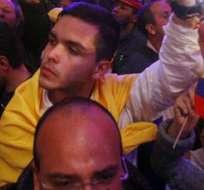 COLOMBIA.- Santos fue reelegido con un total de 7.816.986 votos, equivalentes al 50,95 % de las papeletas válidas. Foto: EFE