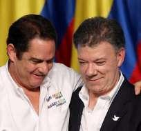 Santos garantiza continuidad en su política exterior con Latinoamérica. Foto: EFE