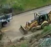 Durante los últimos tres meses, en la red vial de Tungurahua, se han abierto entre 10 y 12 frentes de trabajo por deslaves.