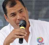 """""""Colombia votó por la democracia, por la paz, fue reelecto nuestro querido amigo"""", dijo hoy el mandatario durante su enlace sabatino."""