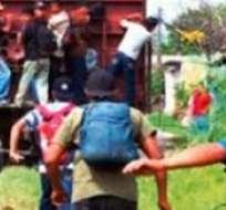 Los registros de Estados Unidos indican que han sido detenidos unos 9.850 niños salvadoreños, 11.479 guatemaltecos y 13.282 hondureños desde octubre de 2013.