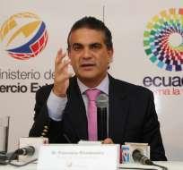 La CAN suspende temporalmente resolución contra Ecuador por importaciones.