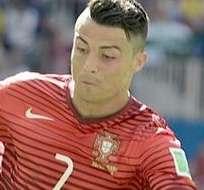 f143821d0d Cristiano Ronaldo ganó el Balón de Oro