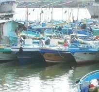 Archivo.- Los pescadores afectados por el derrame de crudo liviano, del pasado 10 de junio, están inconformes porque aún no recuperan las artes para salir a pescar.