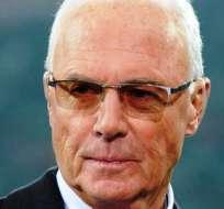 Beckenbauer, coopera con la FIFA (Foto: Internet)