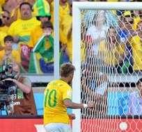 """Las canciones para alentar a la """"Verdeamarelha"""" se escucharán en los estadios. Foto: EFE."""