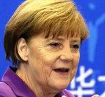 Angela Merkel, canciller alemana (Foto: EFE)